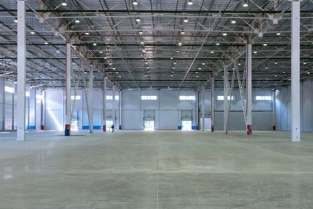 Moisture Measurement in Industrial Floors